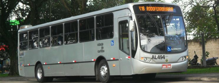 Rodoferroviária/PUC - AL494