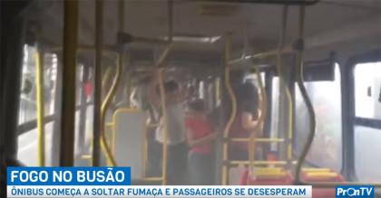 Imagem: Vídeo veiculado no portal Paraná Online