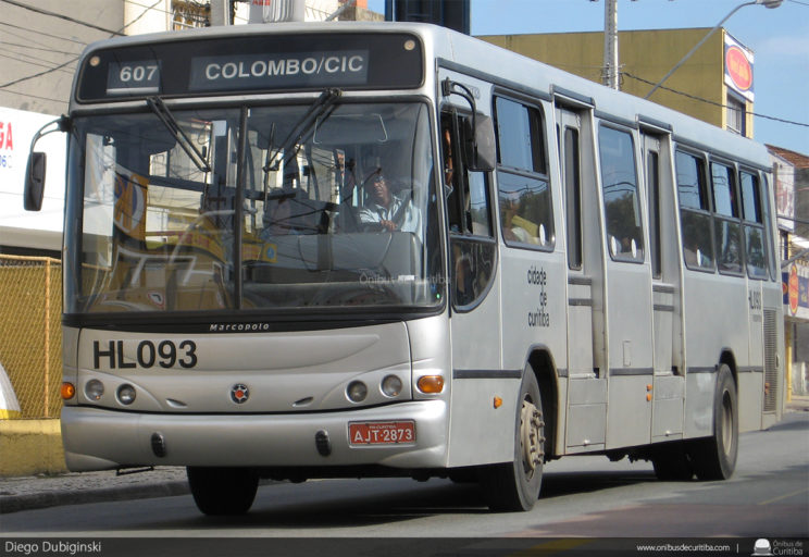 HL093 Colombo/Cic